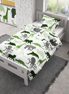 Dreamhouse Bedding Small Animals - Flanel