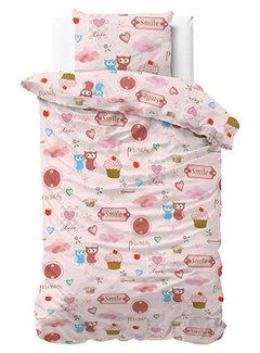 Dreamhouse Bedding Small Love - Flanel