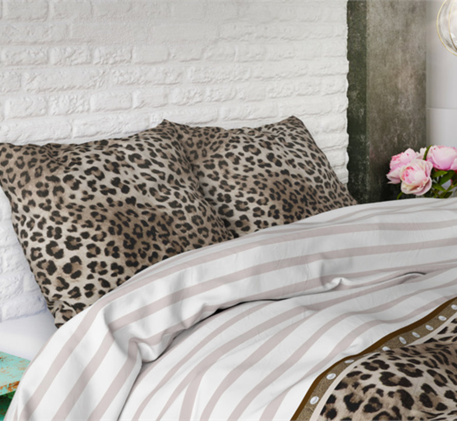 Panther Love - Taupe