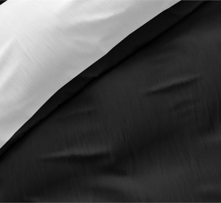 Twin Face - Zwart/Wit