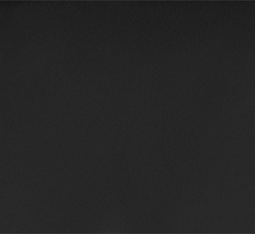 Hoeslaken Dubbel Jersey - Extra Hoog - Zwart