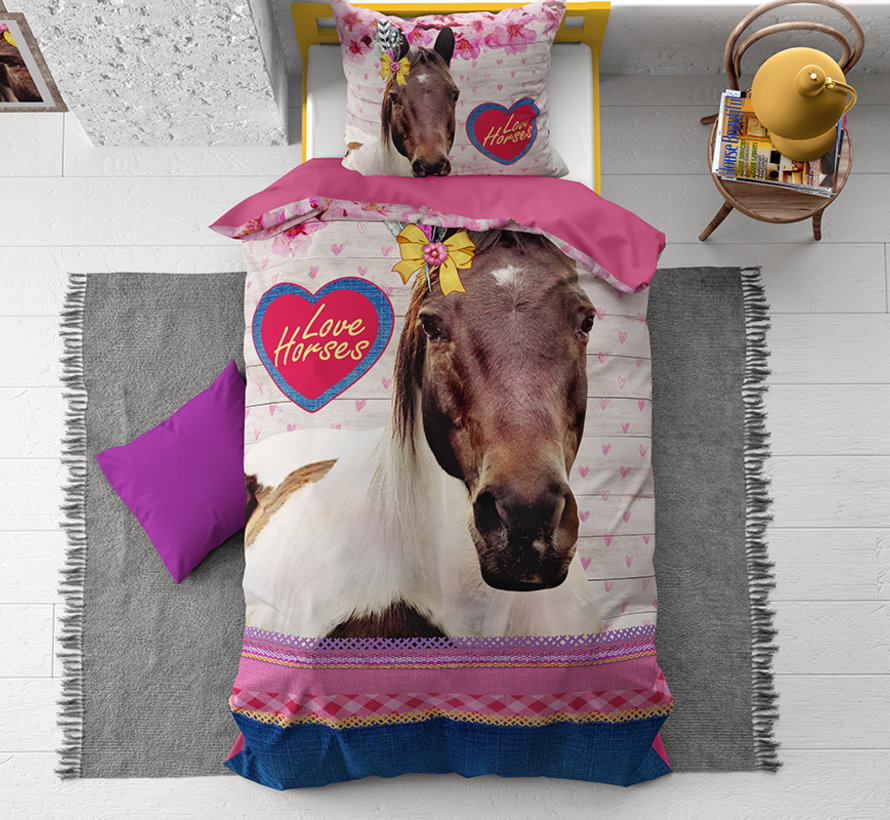 Love Horse - Roze