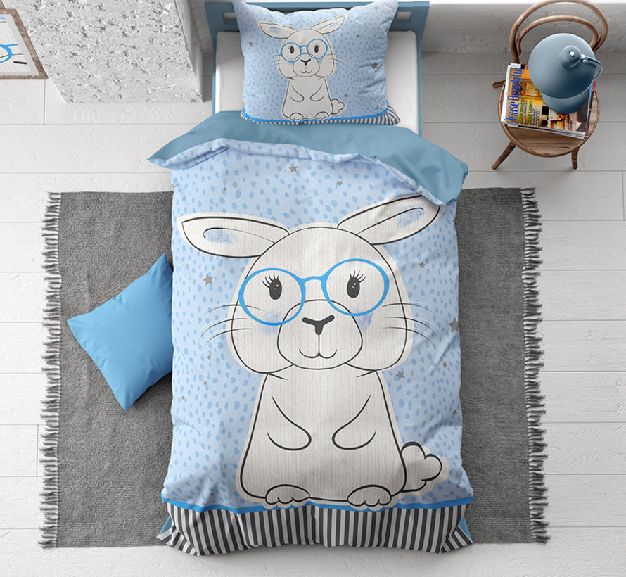 Rabbit Blue - Blauw