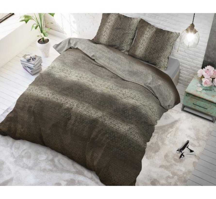 Gradient Knits - Taupe