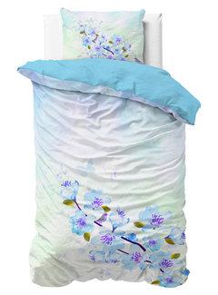 Sleeptime Sweet Flowers - Blauw