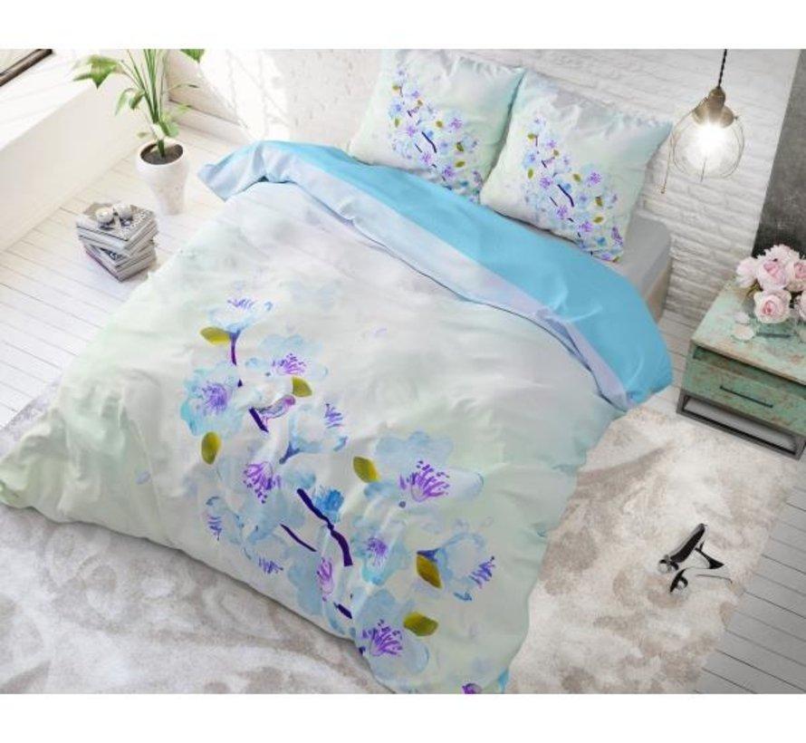 Sweet Flowers - Blauw