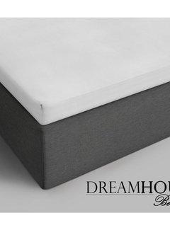 Dreamhouse Bedding Topper Hoeslaken Katoen - Wit
