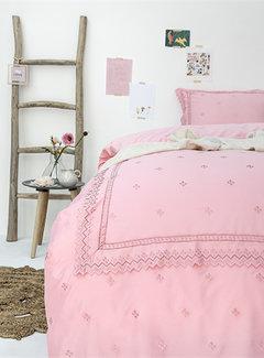 Fancy Embroidery RL 12 - Roze