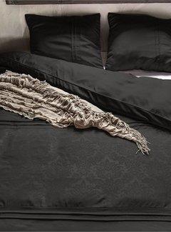 Fancy Embroidery Brussel Cotton - Zwart