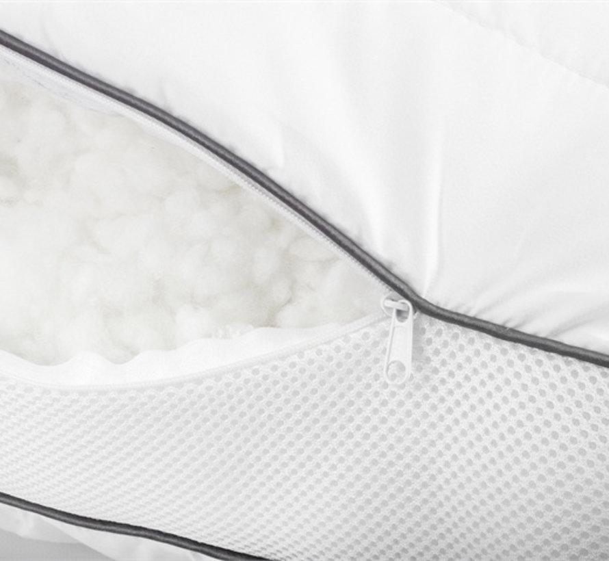 Boxkussen - 3D Air Eco Dons