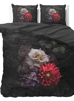 Sleeptime Elegant Flower - Antraciet
