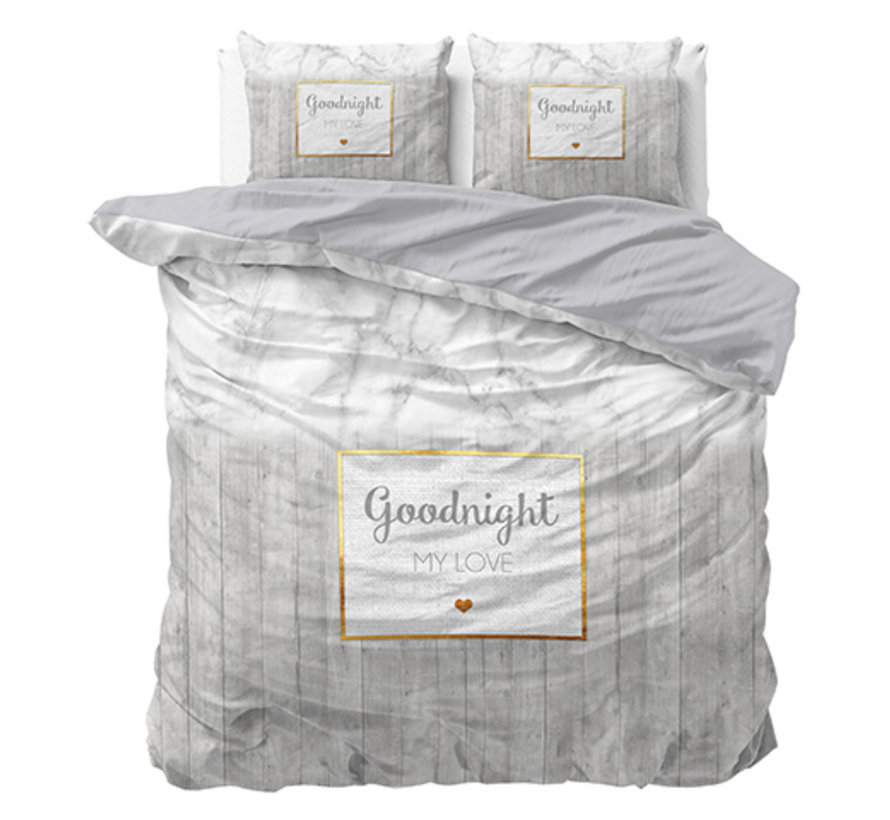 Marble Goodnight 3 - Goud
