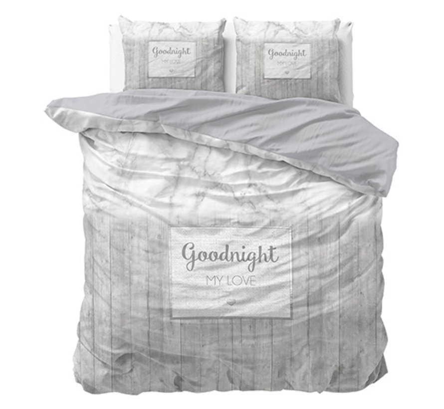 Marble Goodnight 3 - Zilver