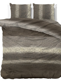 Dreamhouse Bedding Gradient Knits - Taupe