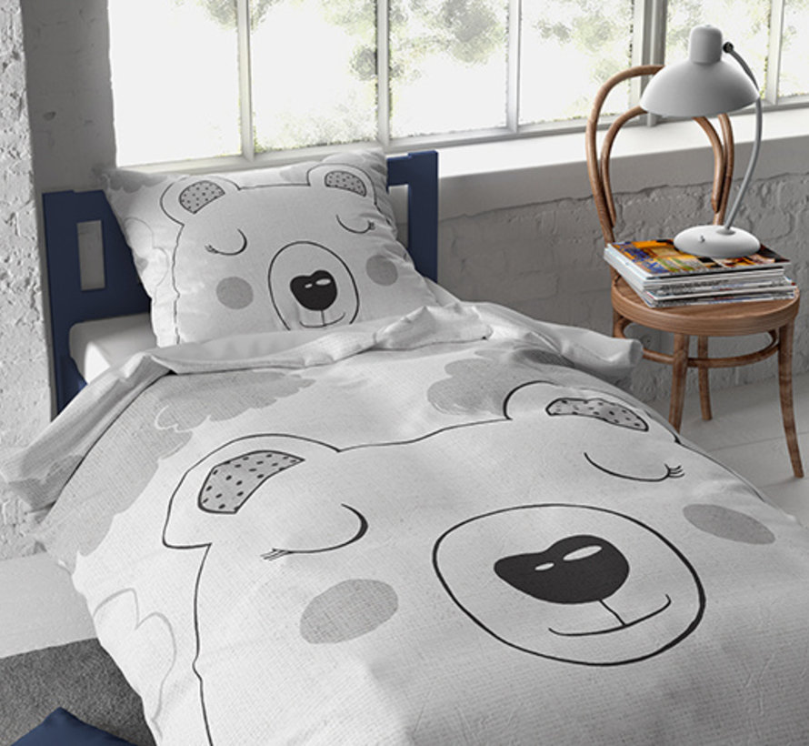 Sweet Bear - Grijs