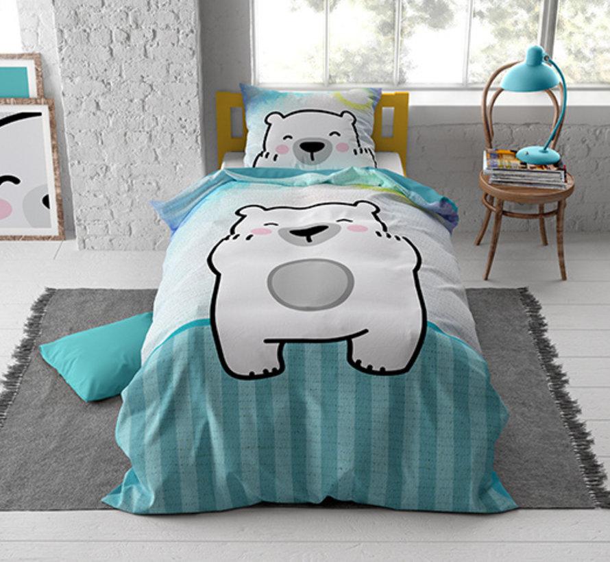 Cuddle Bear - Blauw