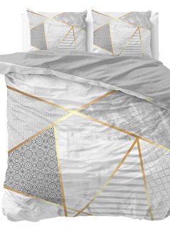 Dreamhouse Bedding Graphic - Wit