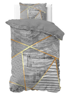 Dreamhouse Bedding Graphic - Grijs