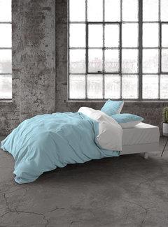 Dreamhouse Bedding Two Tone - Blauw/Wit