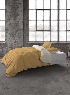 Dreamhouse Bedding Two Tone - Creme/Taupe