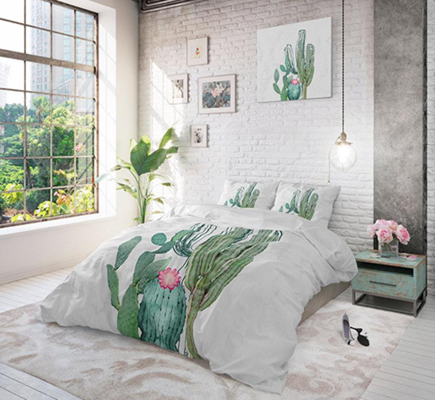 Cactus Marble - Groen