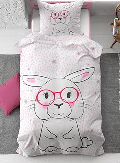 Dreamhouse Bedding Wise Bunny - Wit