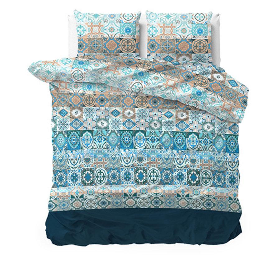 Morocco - Blauw
