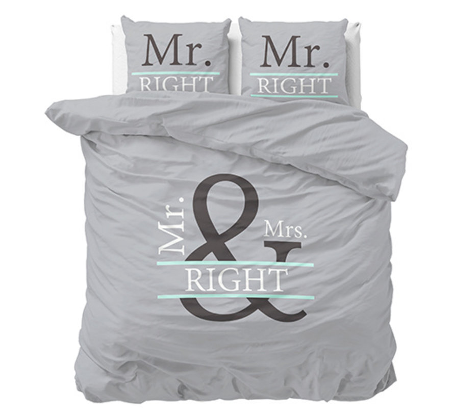 Mr and Mrs Right 2 - Grijs