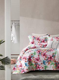 Dreamhouse Bedding Bedsprei - Flower Bomb - Multi