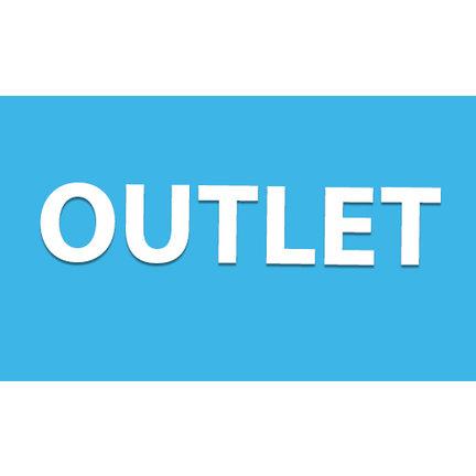OUTLET - tijdelijk 10% extra korting - gebruik kortingscode: OUTLET10