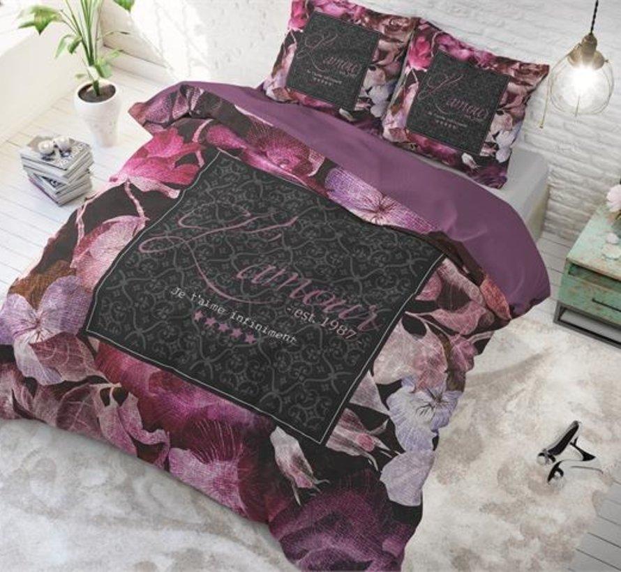 Vintage Amour - Zwart