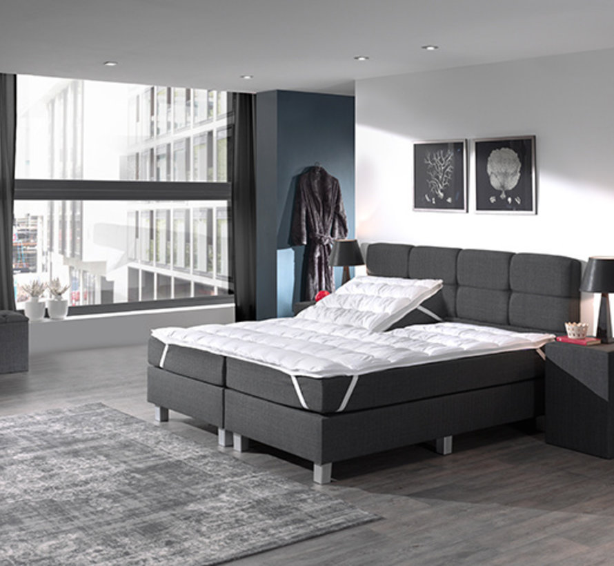 Oplegmatras Splittopper - 3D AIR Hotel - 160x200 cm