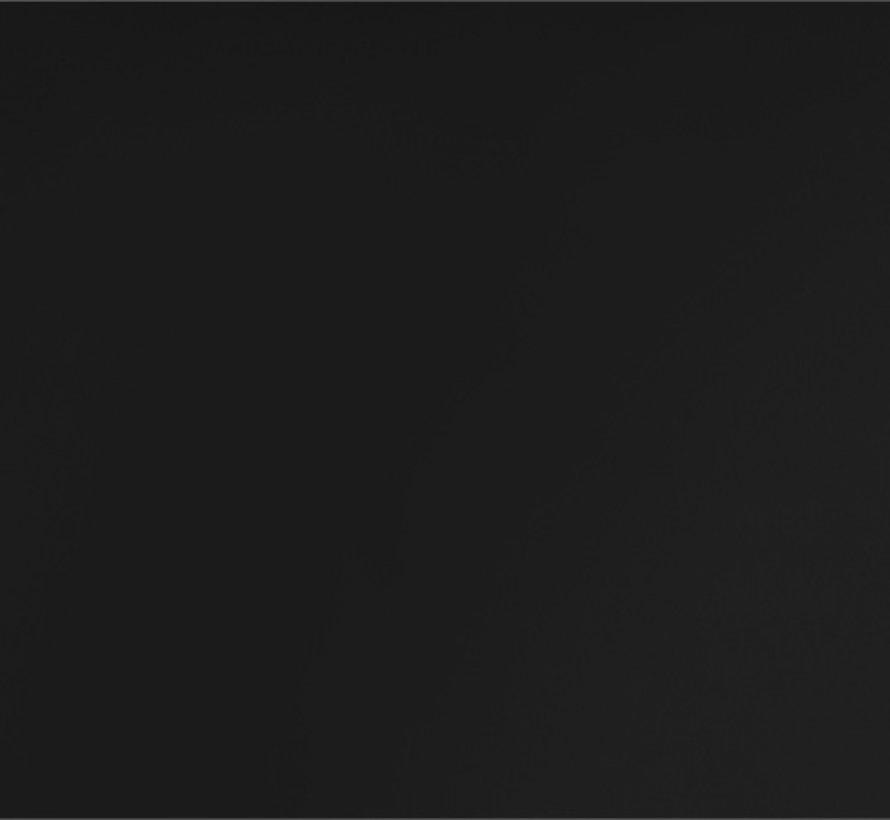 Splittopper Hoeslaken Katoen - Zwart