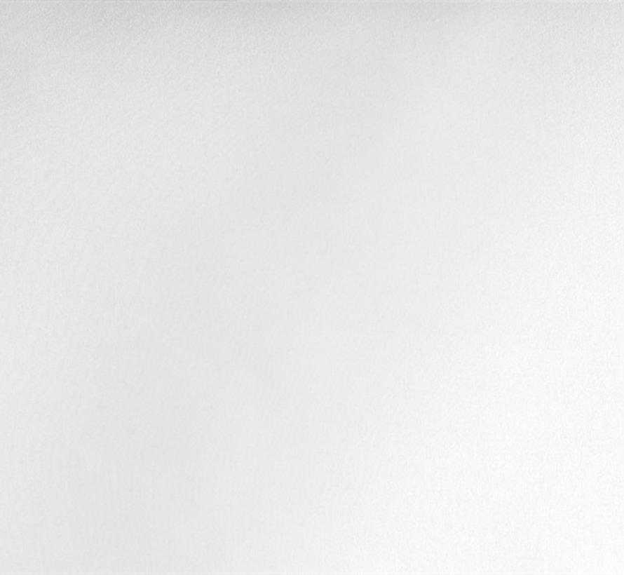 Splittopper Hoeslaken Katoen - Verkoelend - Wit