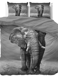 Dreamhouse Bedding Elegant Elephant - Antraciet