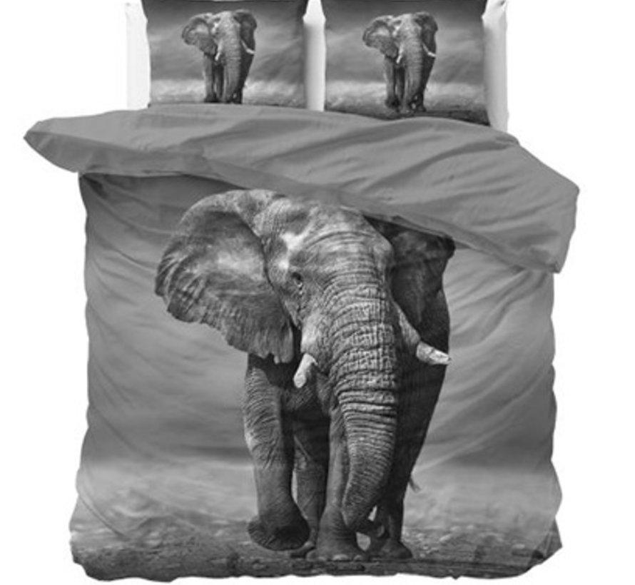 Elegant Elephant - Antraciet