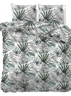 Sleeptime Botanical - Flanel - Groen
