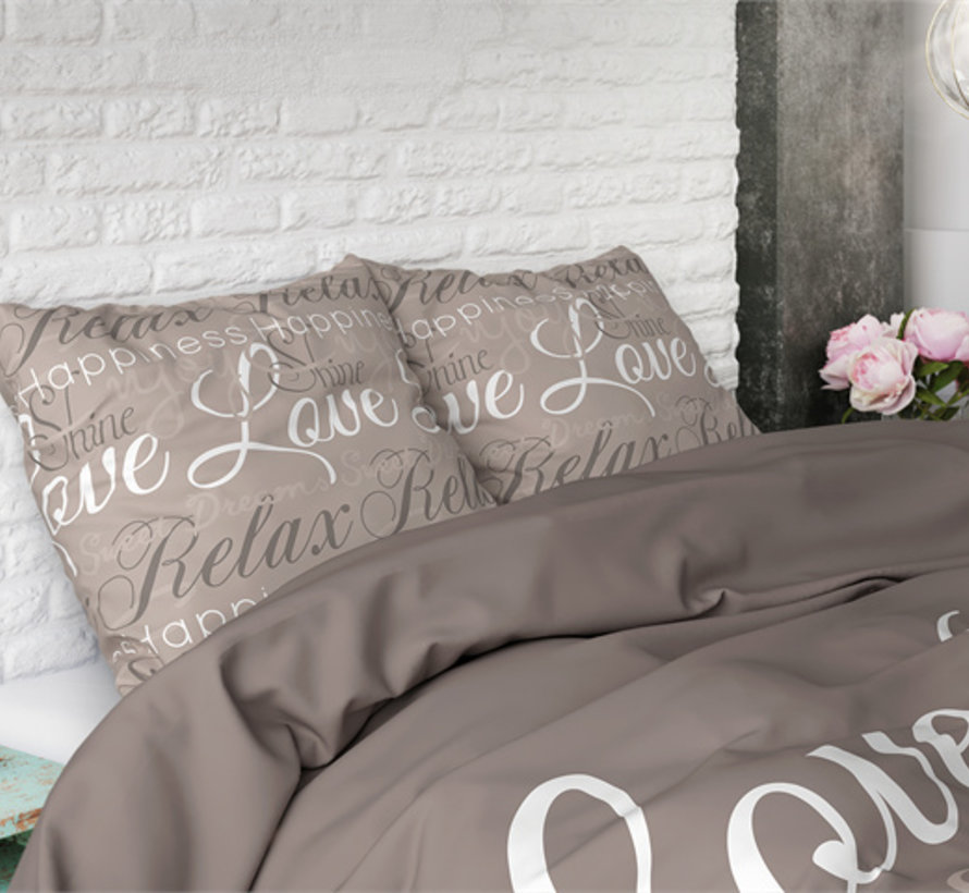 Love and Relax - Taupe