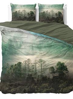 Dreamhouse Bedding Nature Forest - Groen