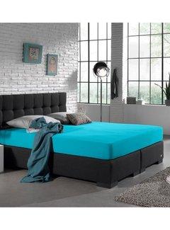 Dreamhouse Hoeslaken Jersey 135gr Stretch - Turquoise