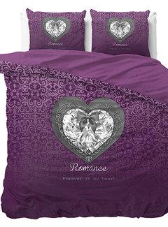 Sleeptime Romance Heart - Paars