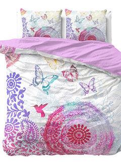Dreamhouse Bedding Peach Mandela - Multi