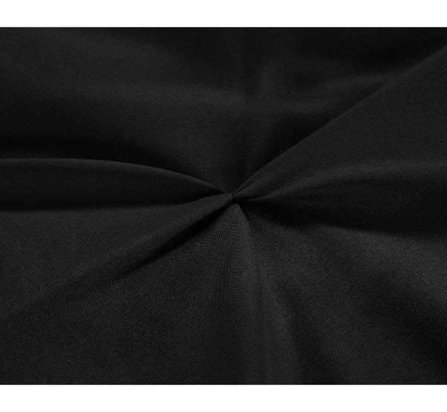 Lovely Pintuck - Zwart