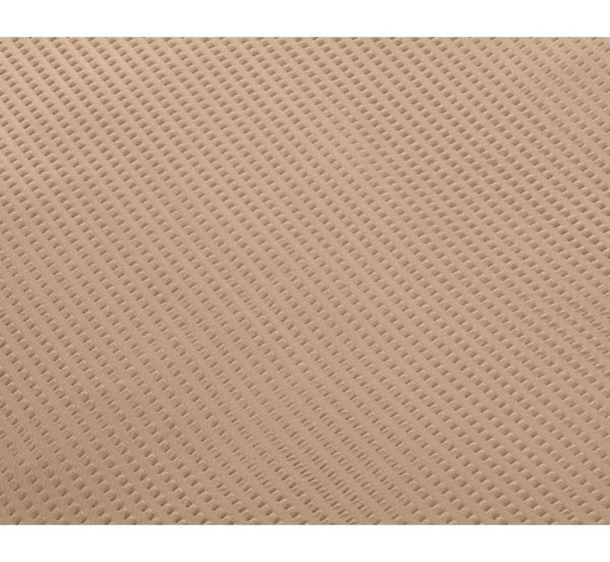 3D Embossed - Taupe