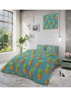 Sleeptime Pineapples - Blauw