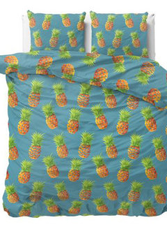 Sleeptime Pineapples - Blauw