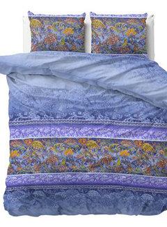 Sleeptime Paisley - Blauw/Paars