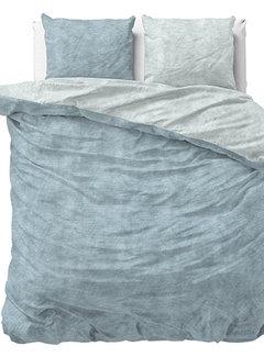 Sleeptime Twin Washed - Blauw