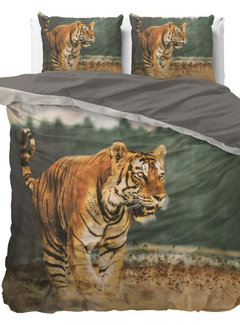 Dreamhouse Bedding Nature Tiger - Taupe