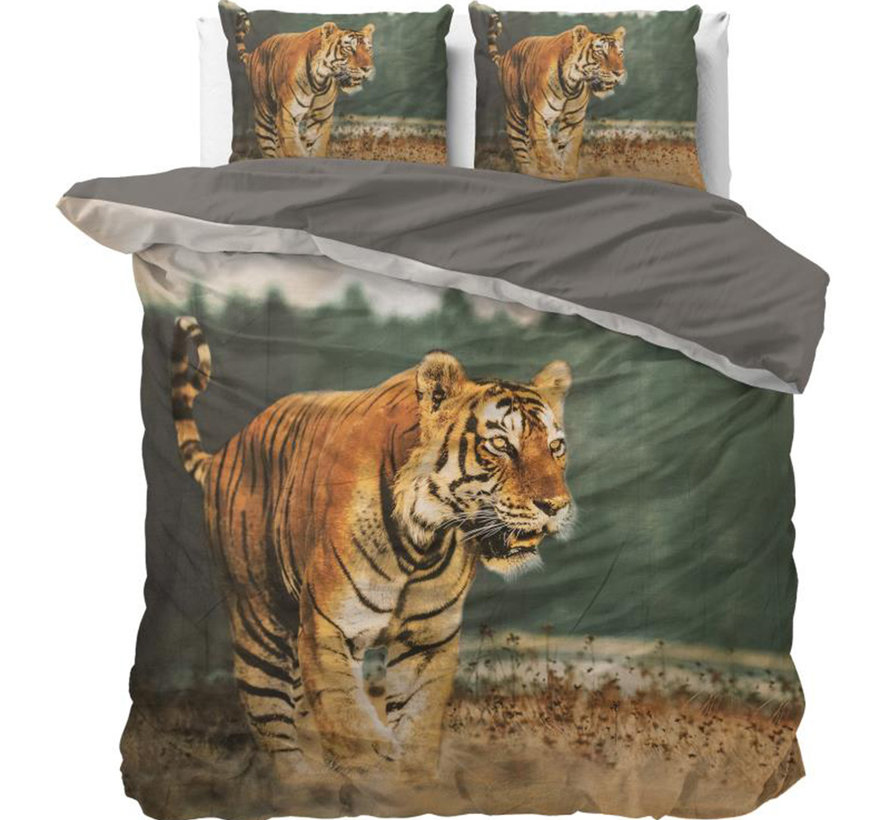 Nature Tiger - Taupe